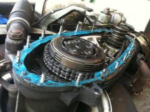 Original 4-plate clutch
